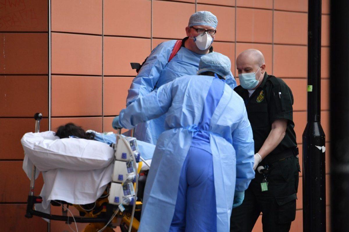 Reino Unido sobrepasa tres millones de casos de coronavirus y 80.000 muertos