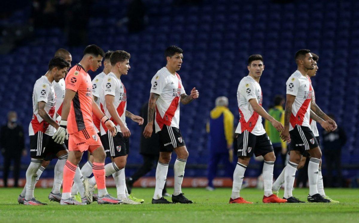 River Plate reporta 20 casos de covid-19