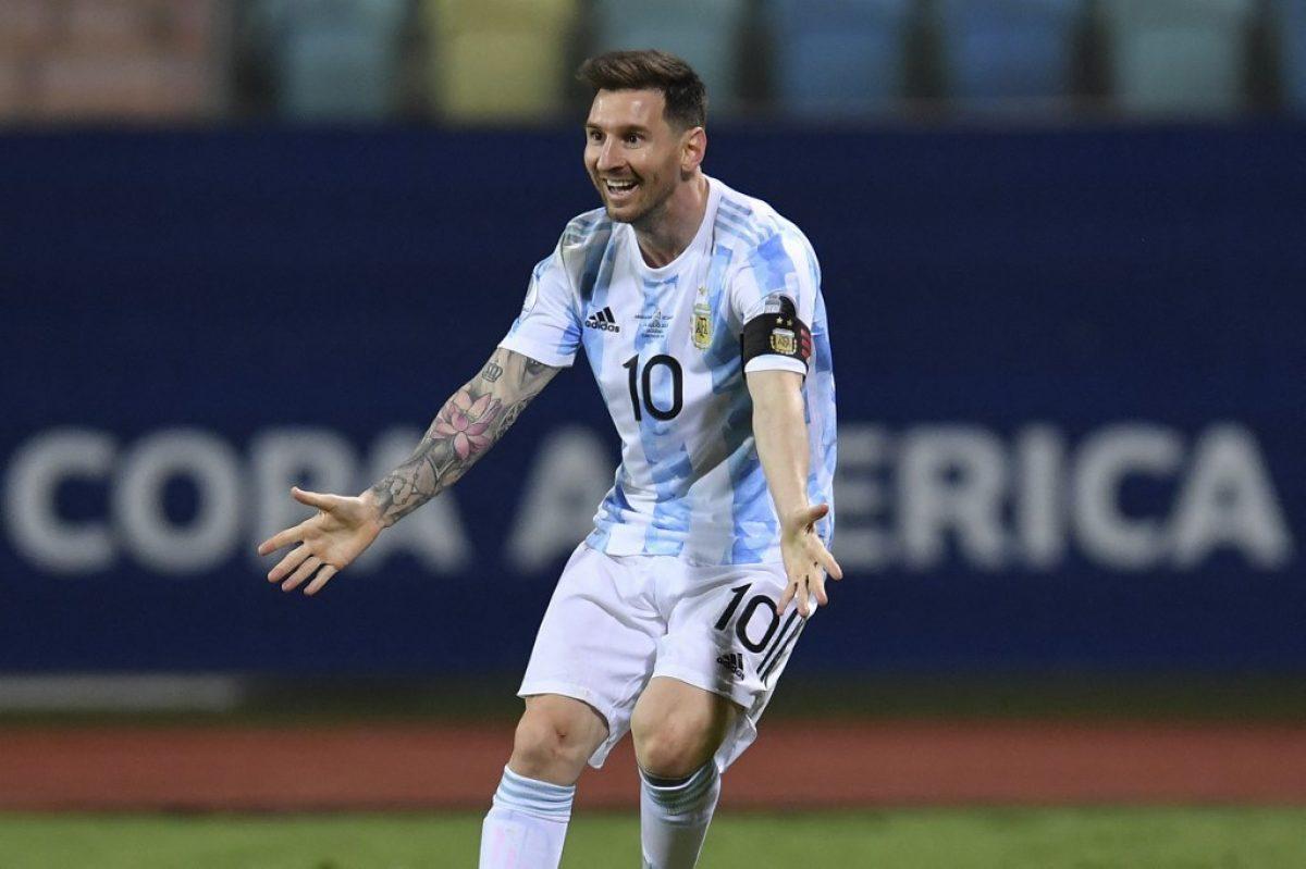 Argentina y Colombia pelean el segundo cupo a la final