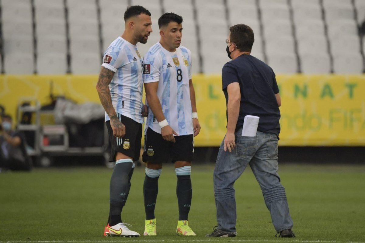 Partido Brasil vs Argentina quedó suspendido