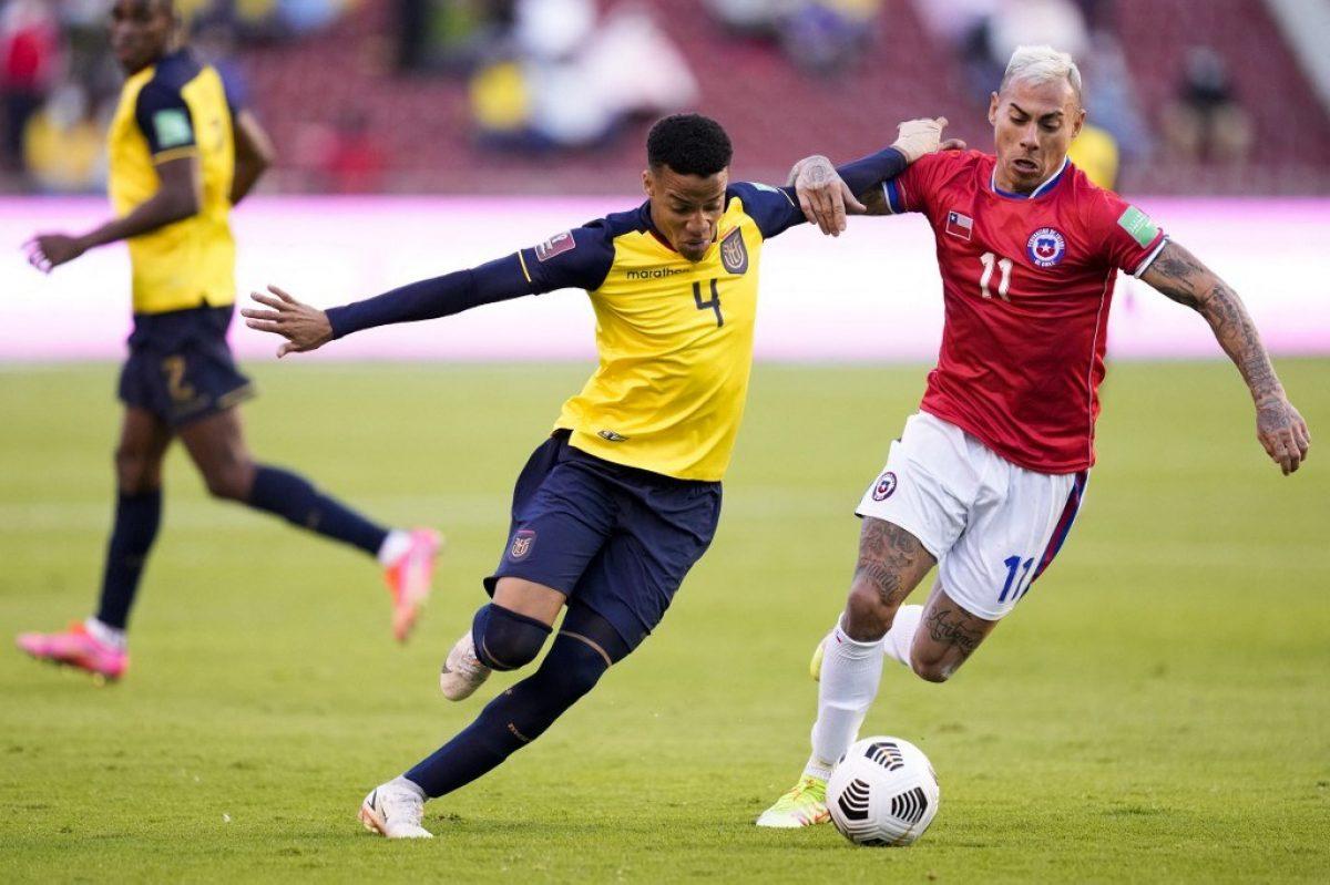 Ecuador empató 0x0 ante Chile en Quito
