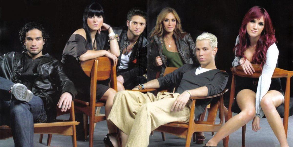 La música del grupo RBD rompe récords a nivel mundial