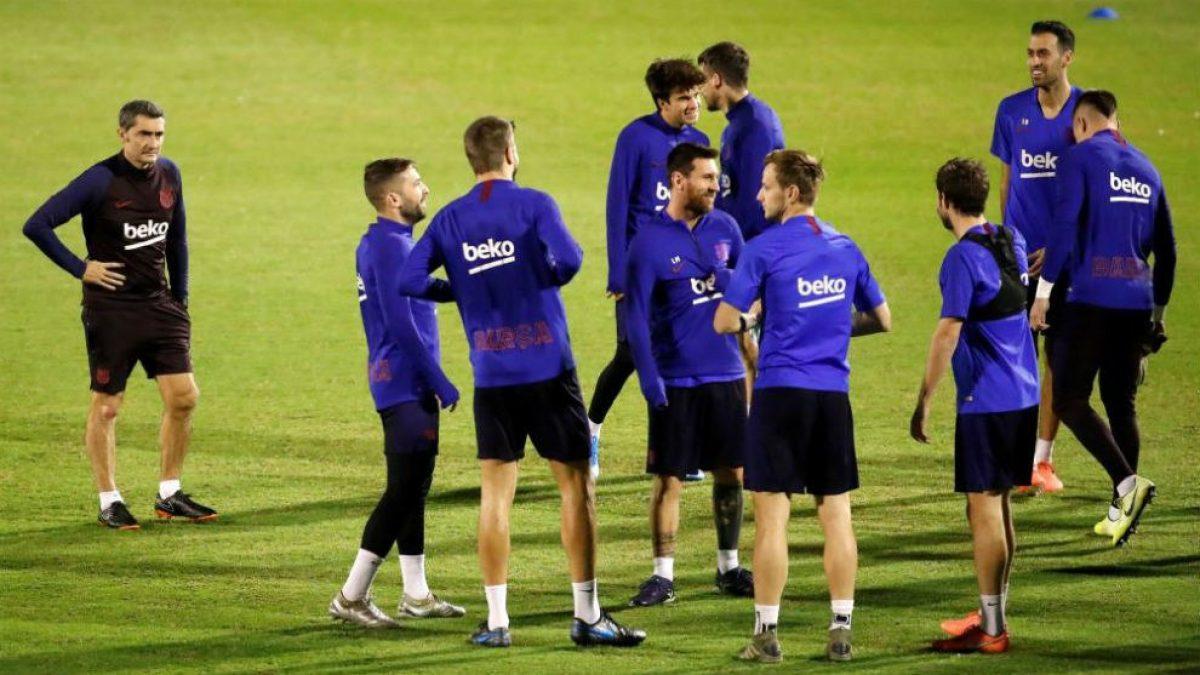Un futbolista del primer equipo del FC Barcelona dió positivo por covid-19