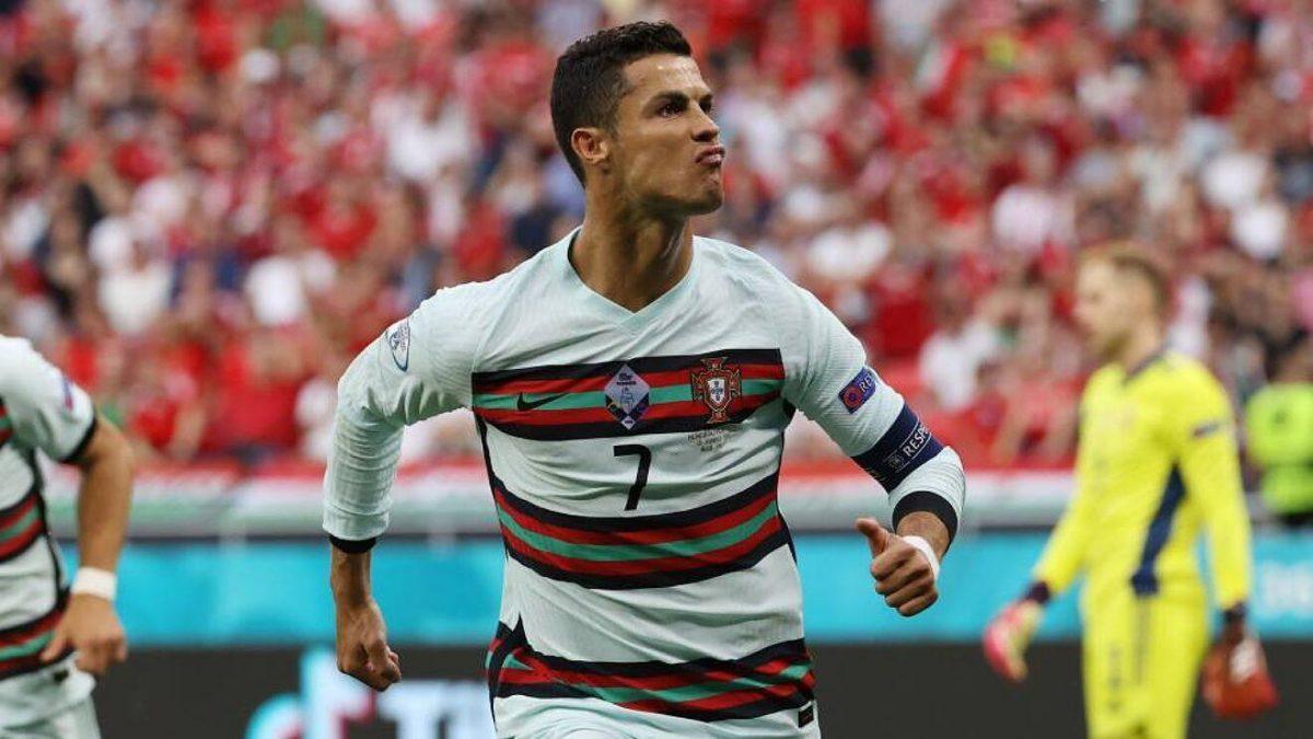 Cristiano Ronaldo rompe récord Guinness