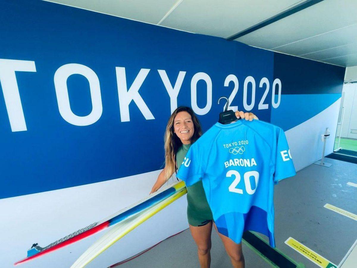 Tres atletas ecuatorianas compiten hoy en Tokio 2020