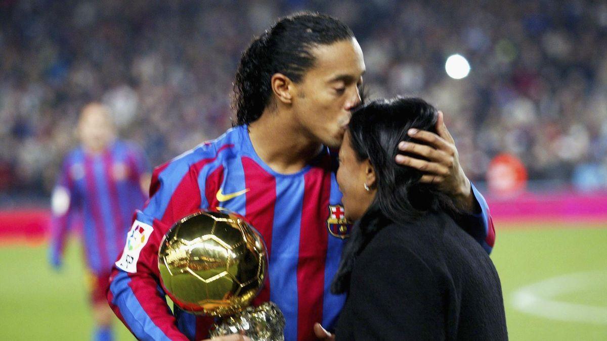 Falleció la madre de Ronaldinho por coronavirus