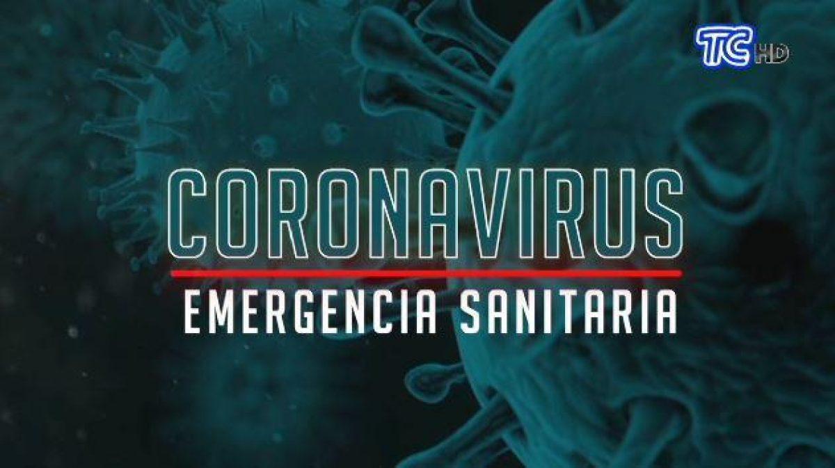 ¡EN VIVO! Nuevo reporte sobre casos de COVID-19 en Ecuador