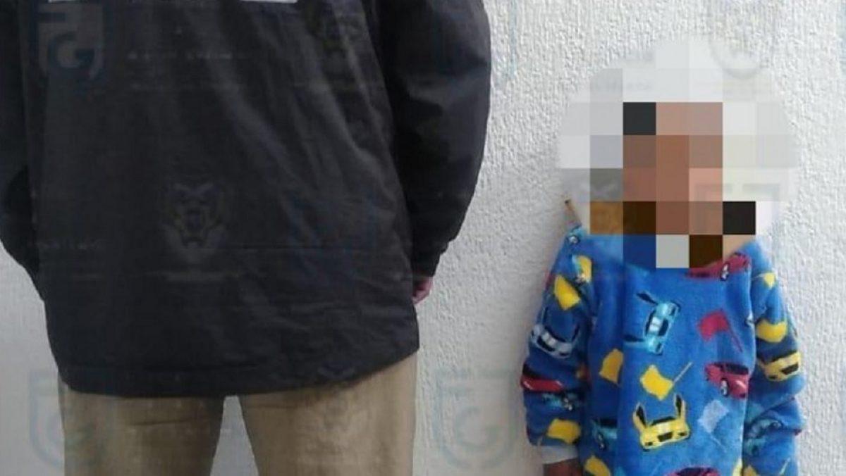 ¡Insólito! Padrastro amarró a niño de 4 años y pedía recompensa para liberarlo