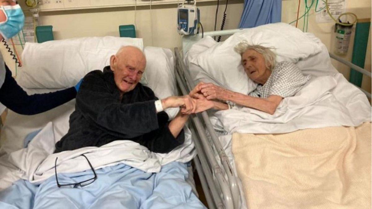 Pareja de 70 años de casados falleció por tres días de diferencia