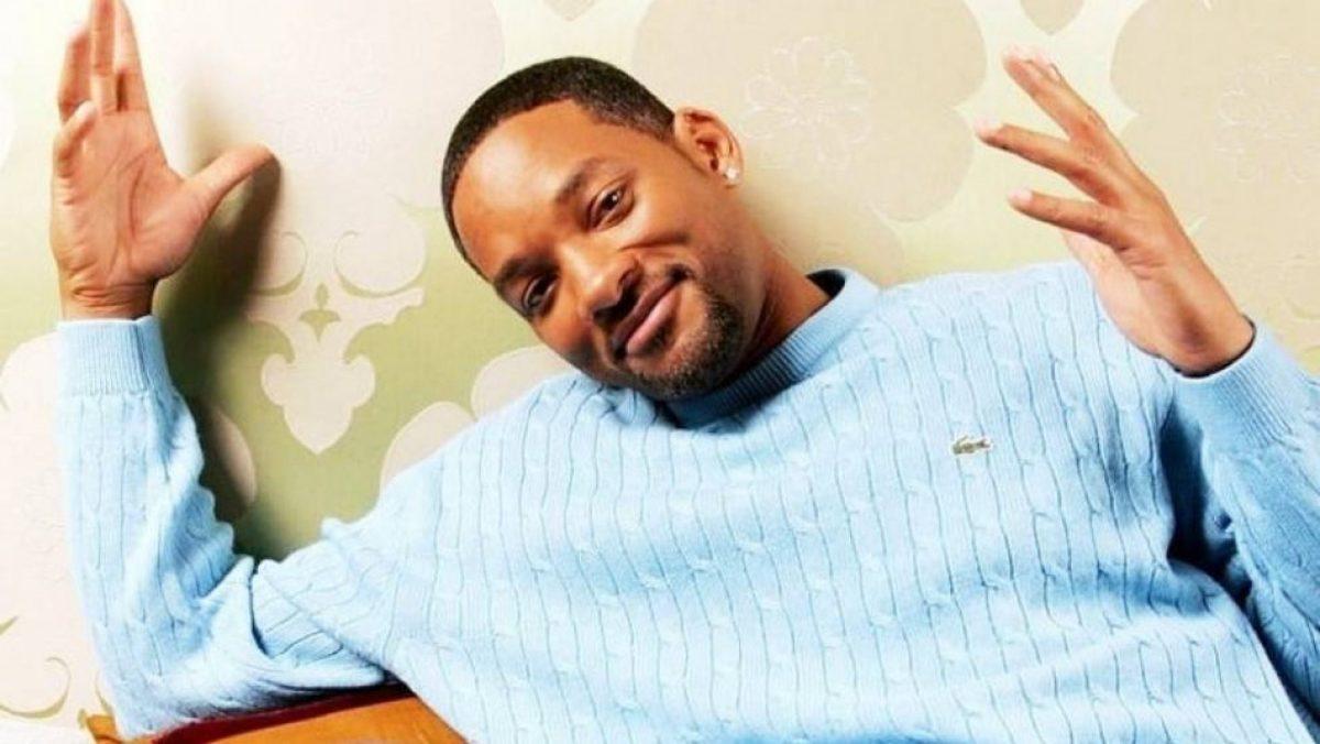 Publican foto de Will Smith posando en traje de baño