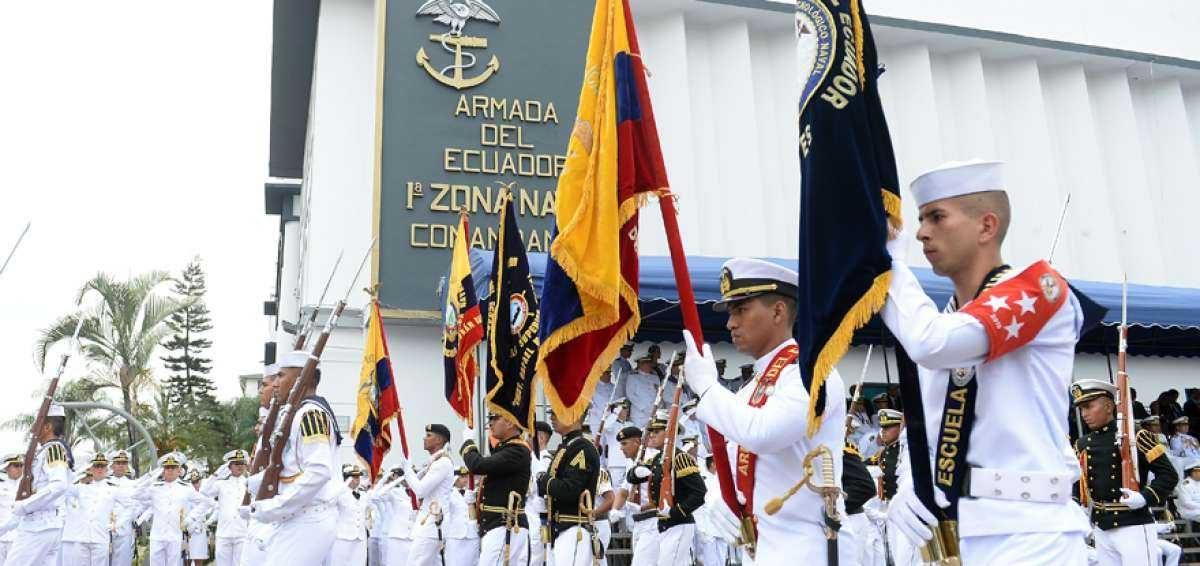 Armada del Ecuador reclutará a profesionales para ser oficiales y tripulantes especialistas