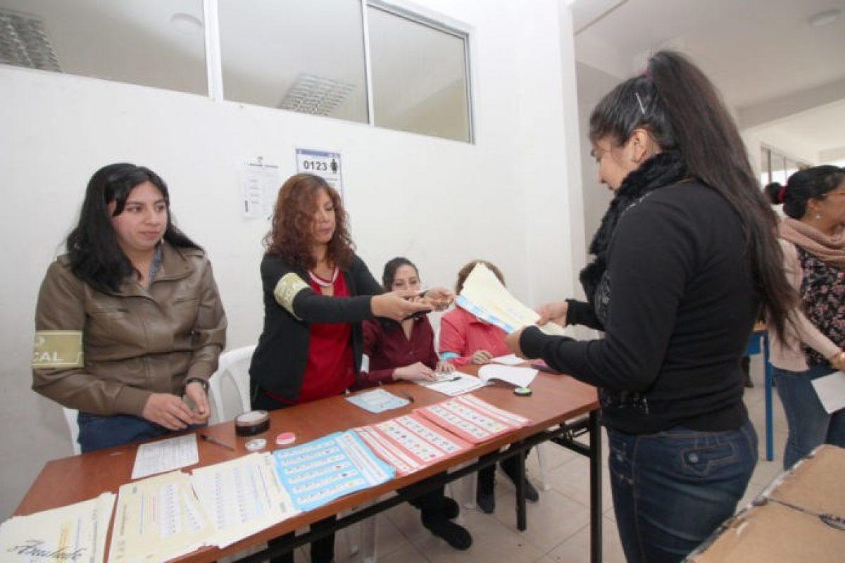 Miembros de las Juntas Receptoras del Voto no estarán obligados a presentar prueba PCR