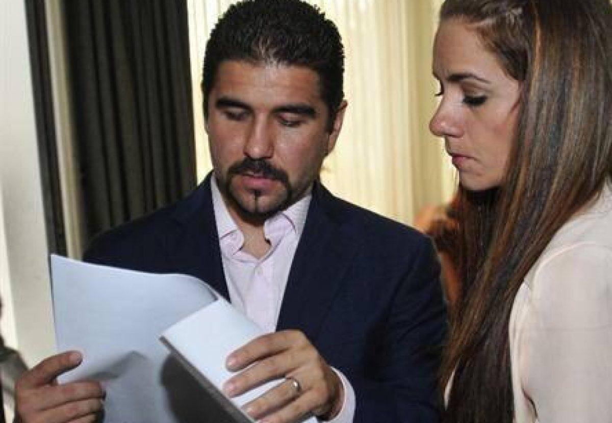 Dalo Bucaram ingresó al país este domingo