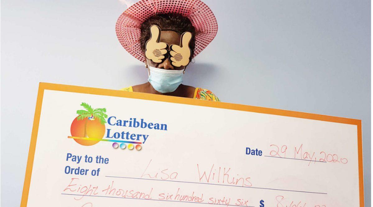 Una mujer gana la lotería por segunda vez apostando a las fechas de cumpleaños de sus hijos