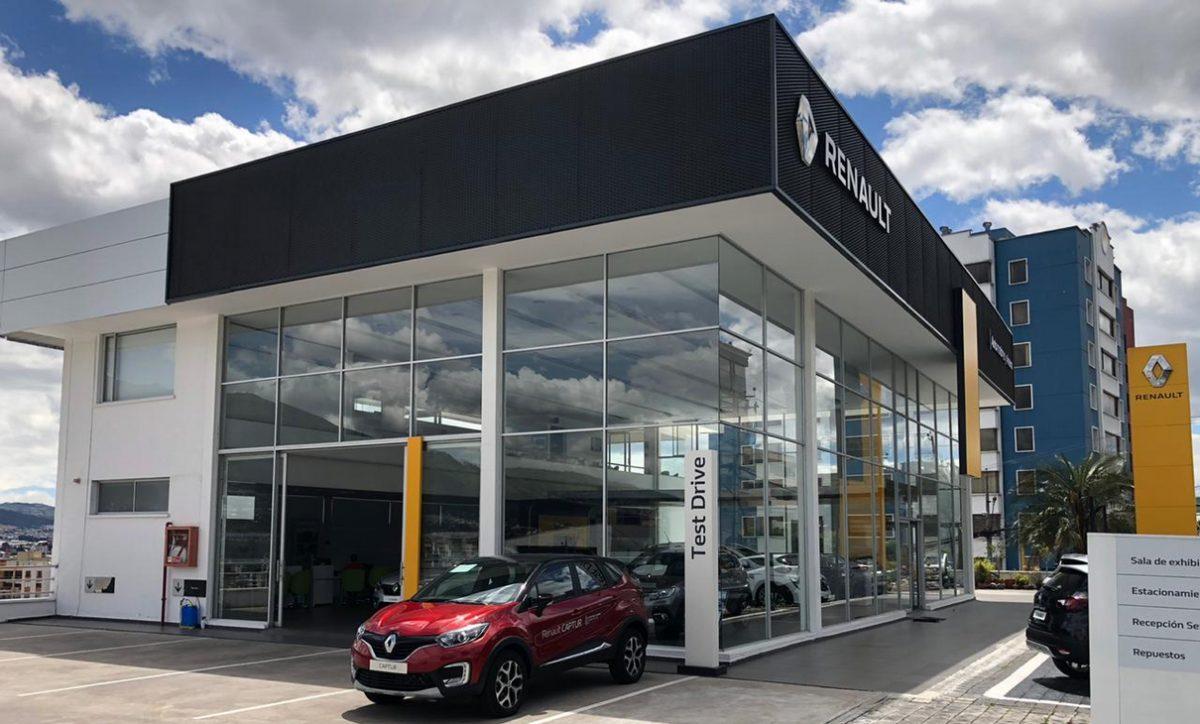 Renault abre sus puertas al público de Quito y Guayaquil bajo medidas de bioseguridad