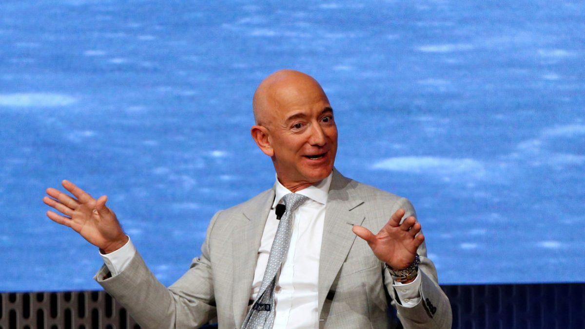 Jeff Bezos deja el cargo de director general de Amazon tras 27 años