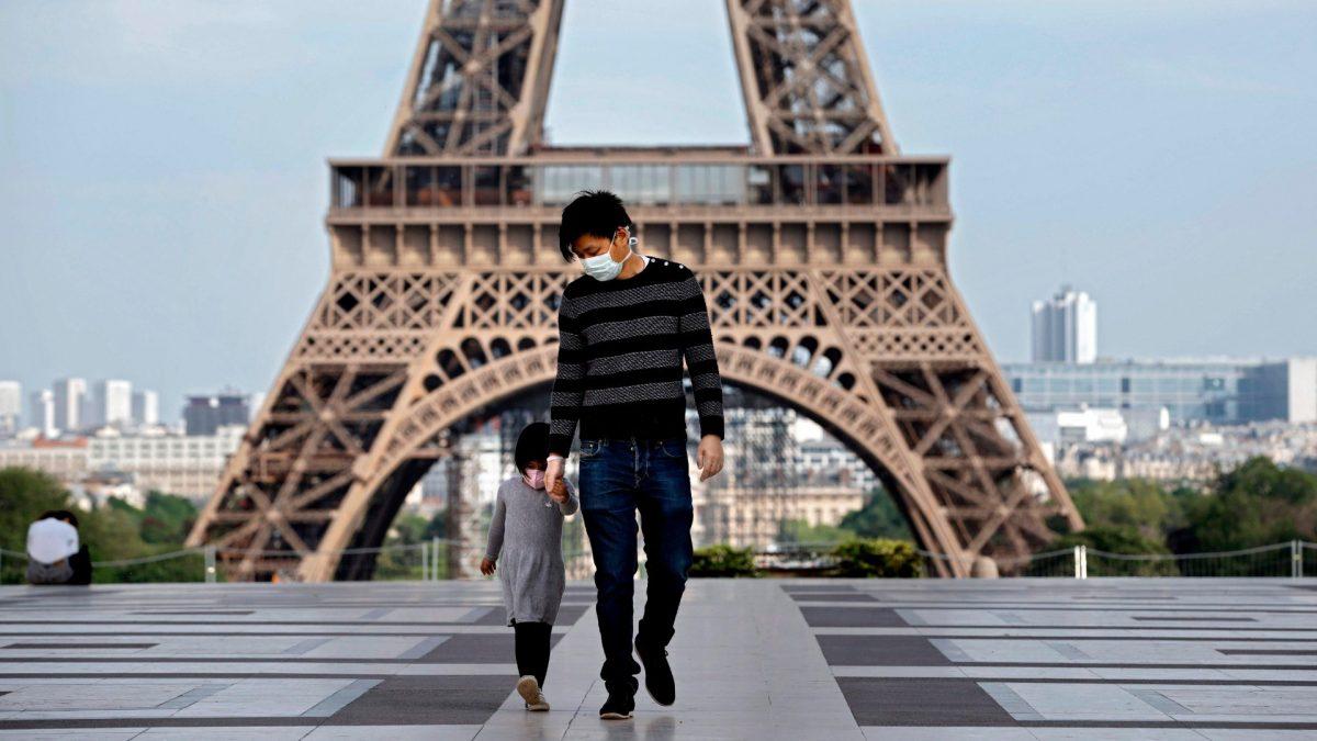 Francia anuncia nueva cuarentena en París por aumento de casos de coronavirus