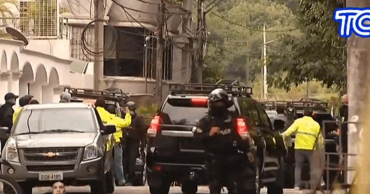 ¡ÚLTIMA HORA! Abdalá B. fue detenido por presunta delincuencia organizada en Guayaquil