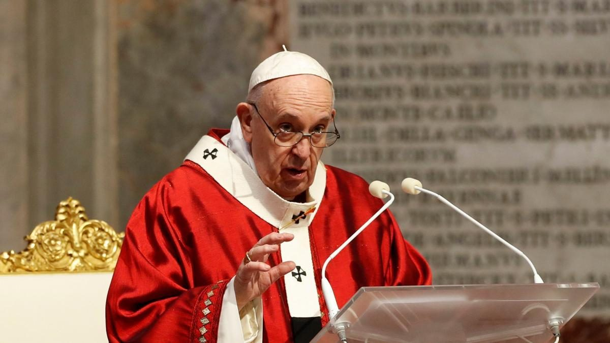 """Papa Francisco pide vacunarse contra el coronavirus como """"un acto de amor"""""""