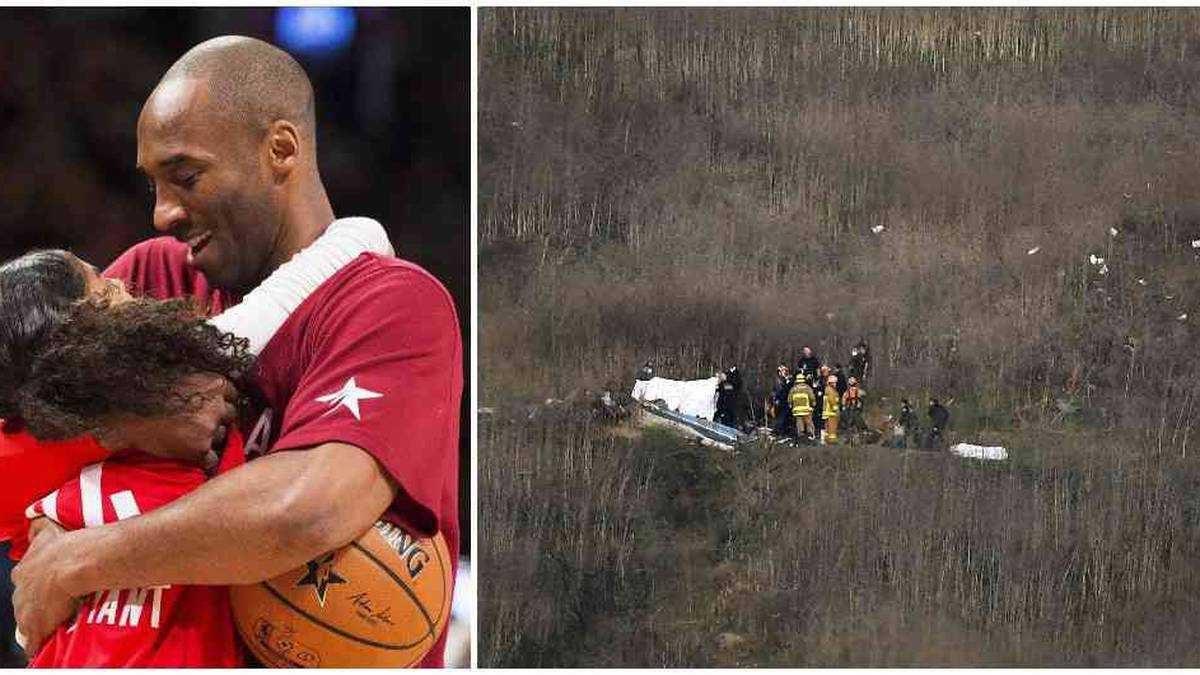 Expertos determinan la causa del accidente del helicóptero de Kobe Bryant