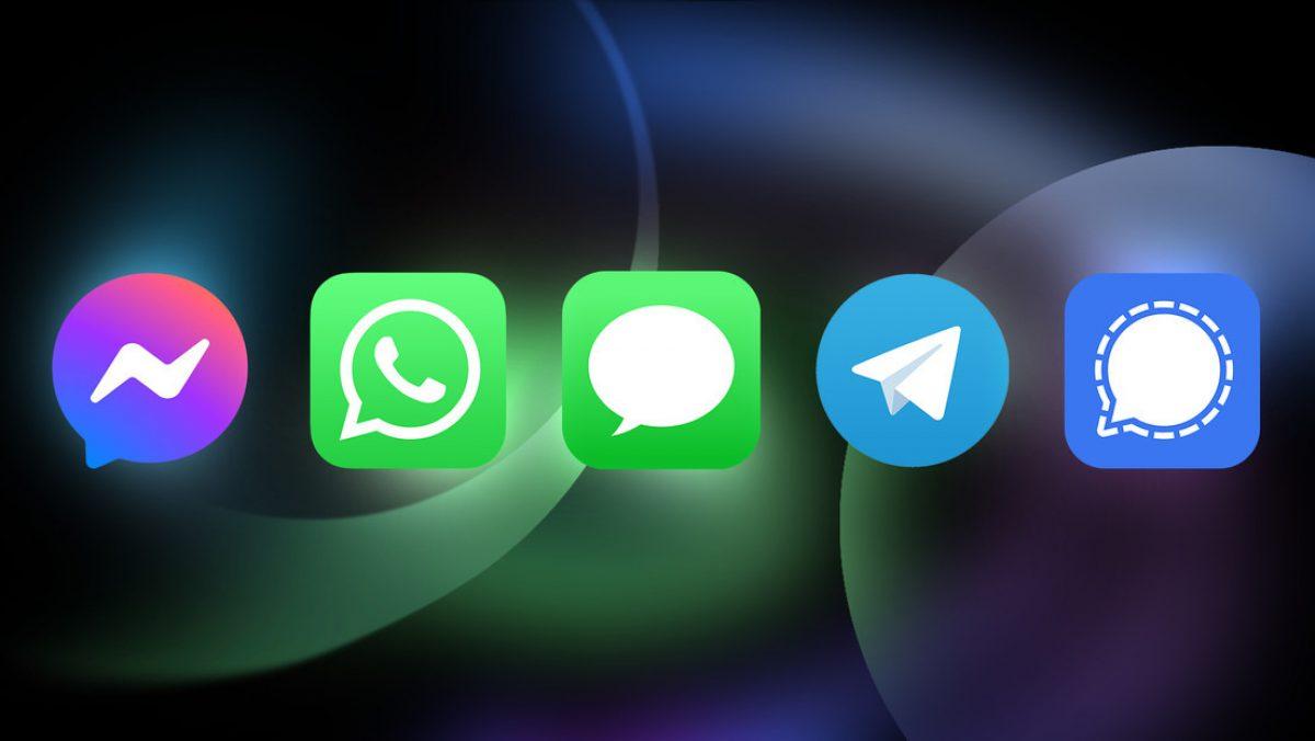 Revelan los datos personales que receptan las aplicaciones de mensajería instantánea