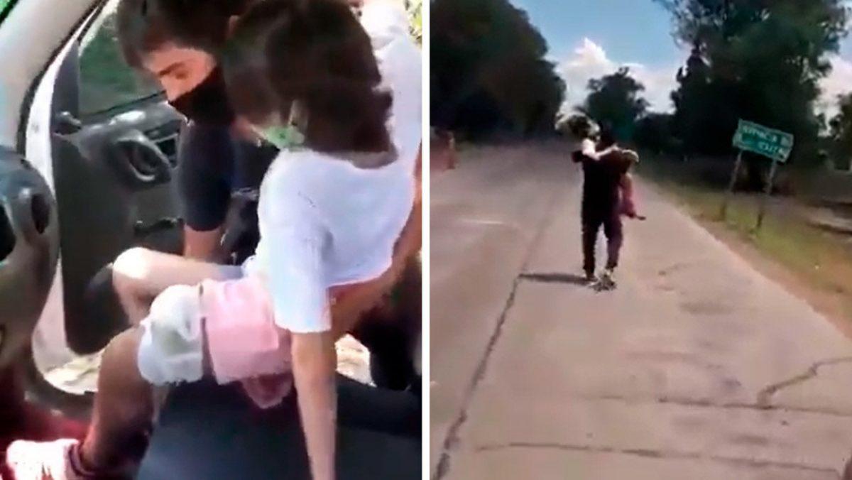 VIDEO | Abigail, una niña argentina con cáncer que negaron la entrada a un hospital falleció