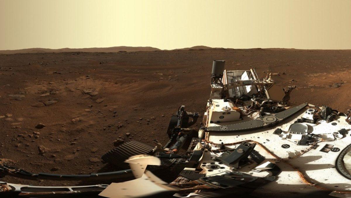 FOTOS | Revelan imágenes nunca antes vistas del planeta Marte