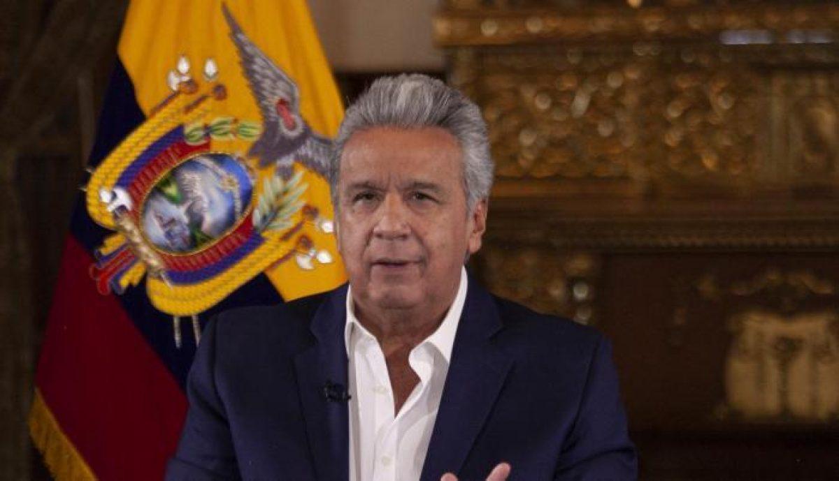 El presidente Moreno, destaca las principales decisiones tomadas en materia económica para superar la crisis sanitaria que golpea al país