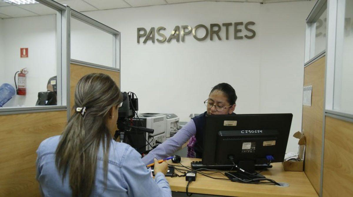 Gobierno Nacional emitirá el primer pasaporte electrónico en el país