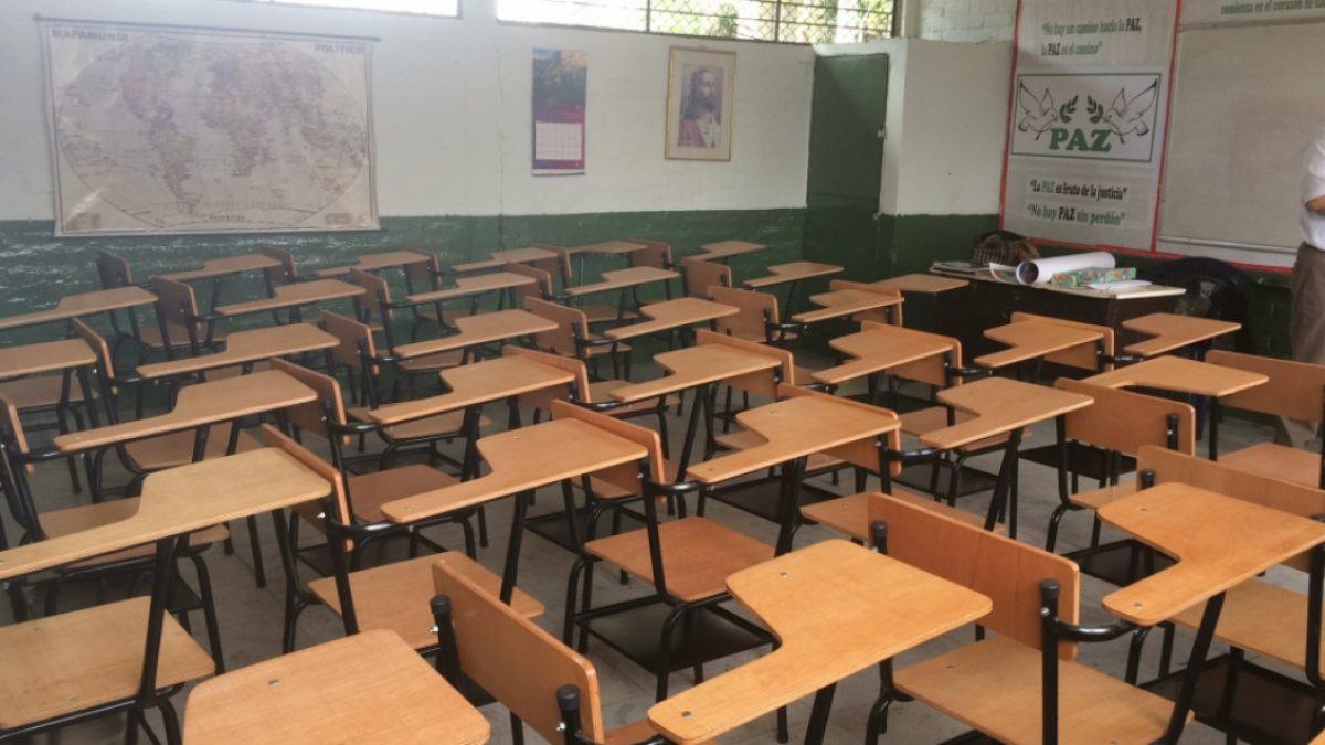 COE Nacional anunció la suspensión de planes pilotos de regreso a clases