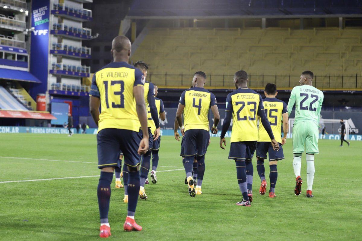 ¡ATENCIÓN! Ecuador debuta con derrota ante Argentina en el inicio de las Eliminatorias