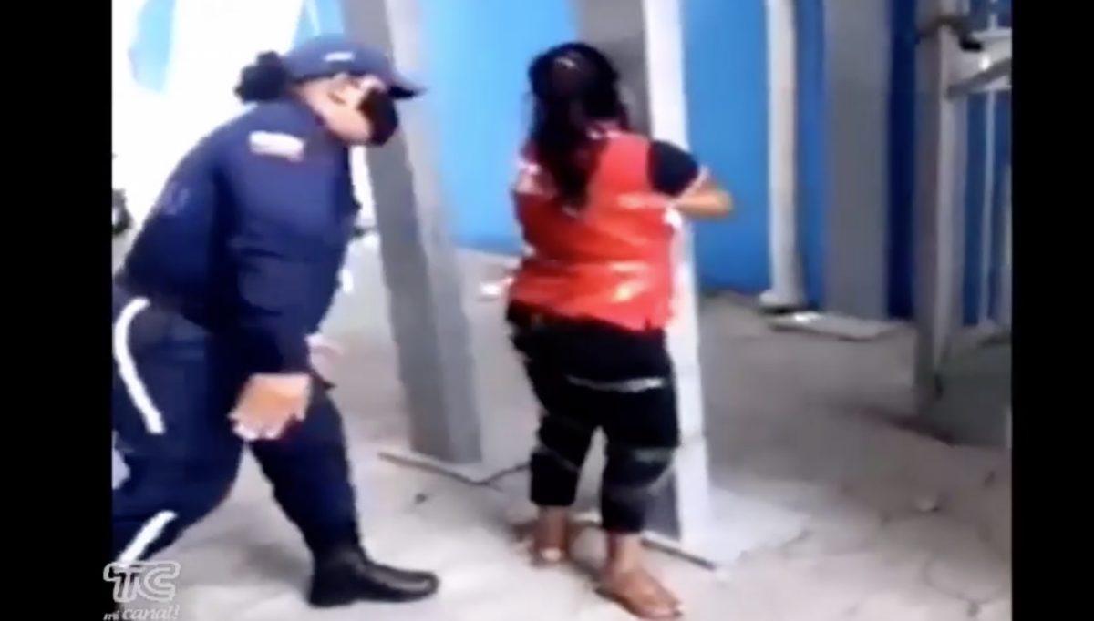 ¡ATENCIÓN! Fiscalía dicta prisión preventiva para los presuntos agresores de comerciante con discapacidad