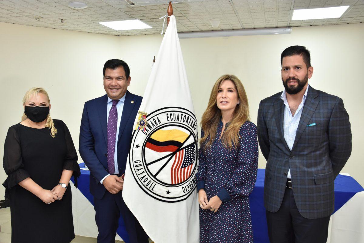 AMCHAM Guayaquil, 40 años promoviendo relaciones comerciales entre Ecuador y Estados Unidos