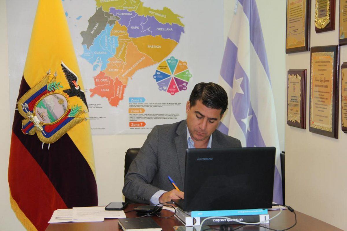 Ecuador participa del Segundo Encuentro Agroempresarial entre Países de la Cuenca del Pacífico