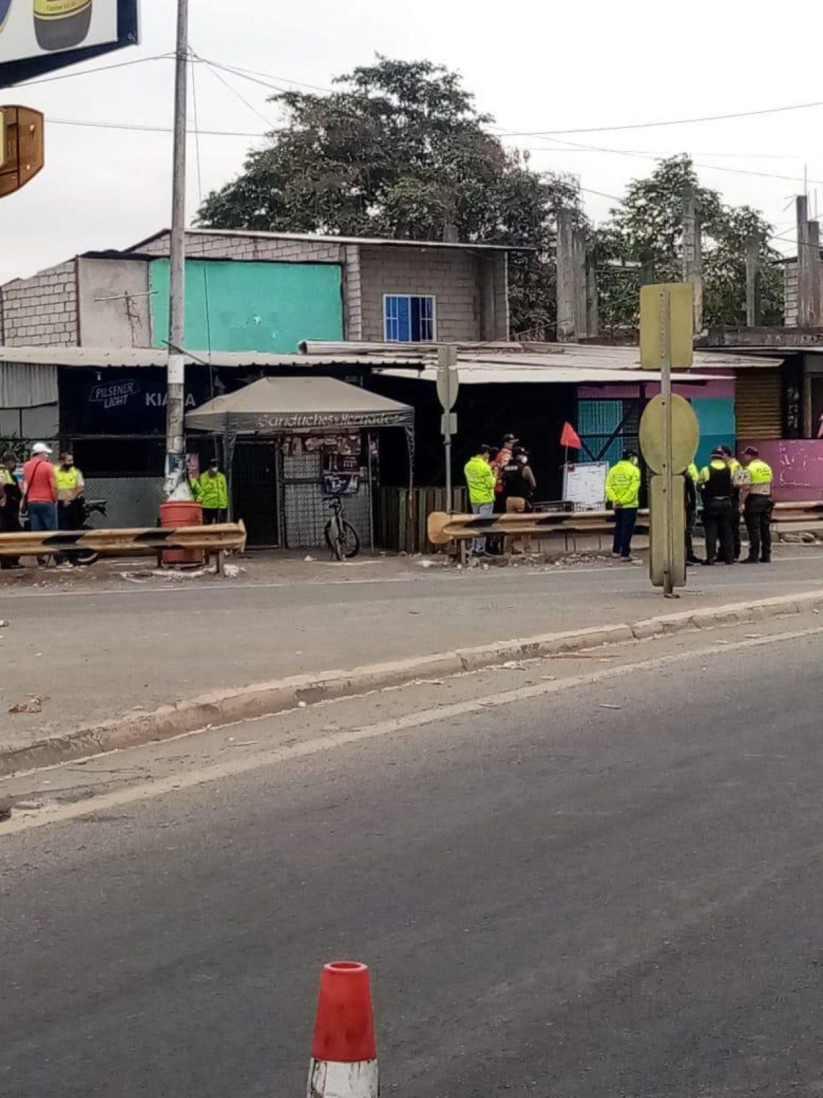 VIDEO: Amenazó con un machete a su pareja durante cuatro horas en Yaguachi