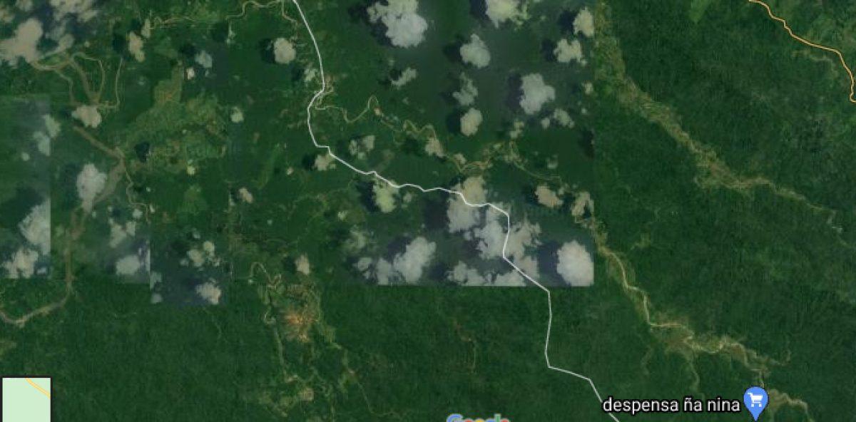 ¡Tragedia en minería ilegal en Esmeraldas!: Al menos 60 personas atrapadas y 5 muertos