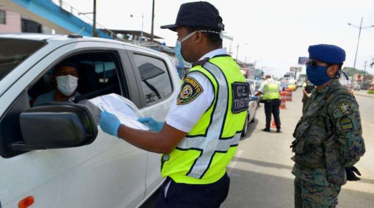 Nuevo estado de excepción en Ecuador ante rápido avance de pandemia en el país