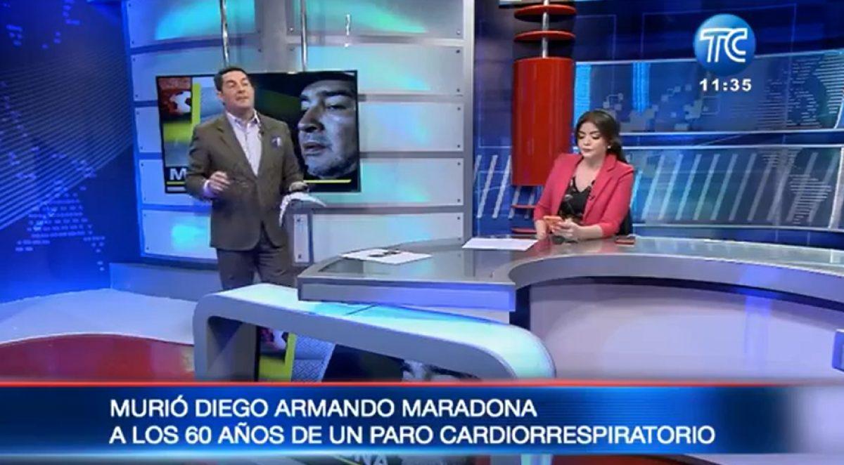 EN VIVO   Todos los detalles de la muerte de Diego Maradona