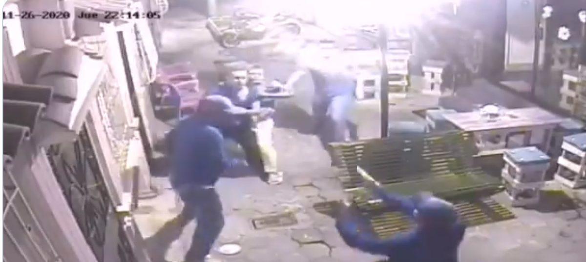 VIDEO | Se filtra video del asesinato de periodista deportivo, Roberto Oña Núñez