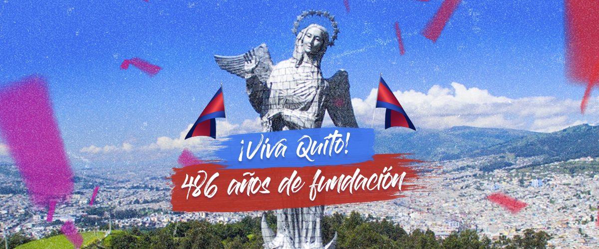 ¡Qué viva Quito! ¿Por qué la capital ecuatoriana tiene dos fechas de fundación?