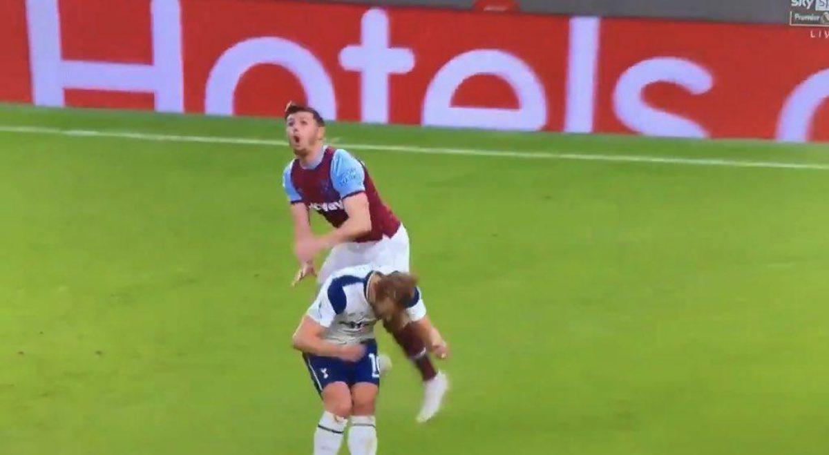 VIDEO   Descubren que jugador de fútbol buscaría lesionar a sus contrincantes