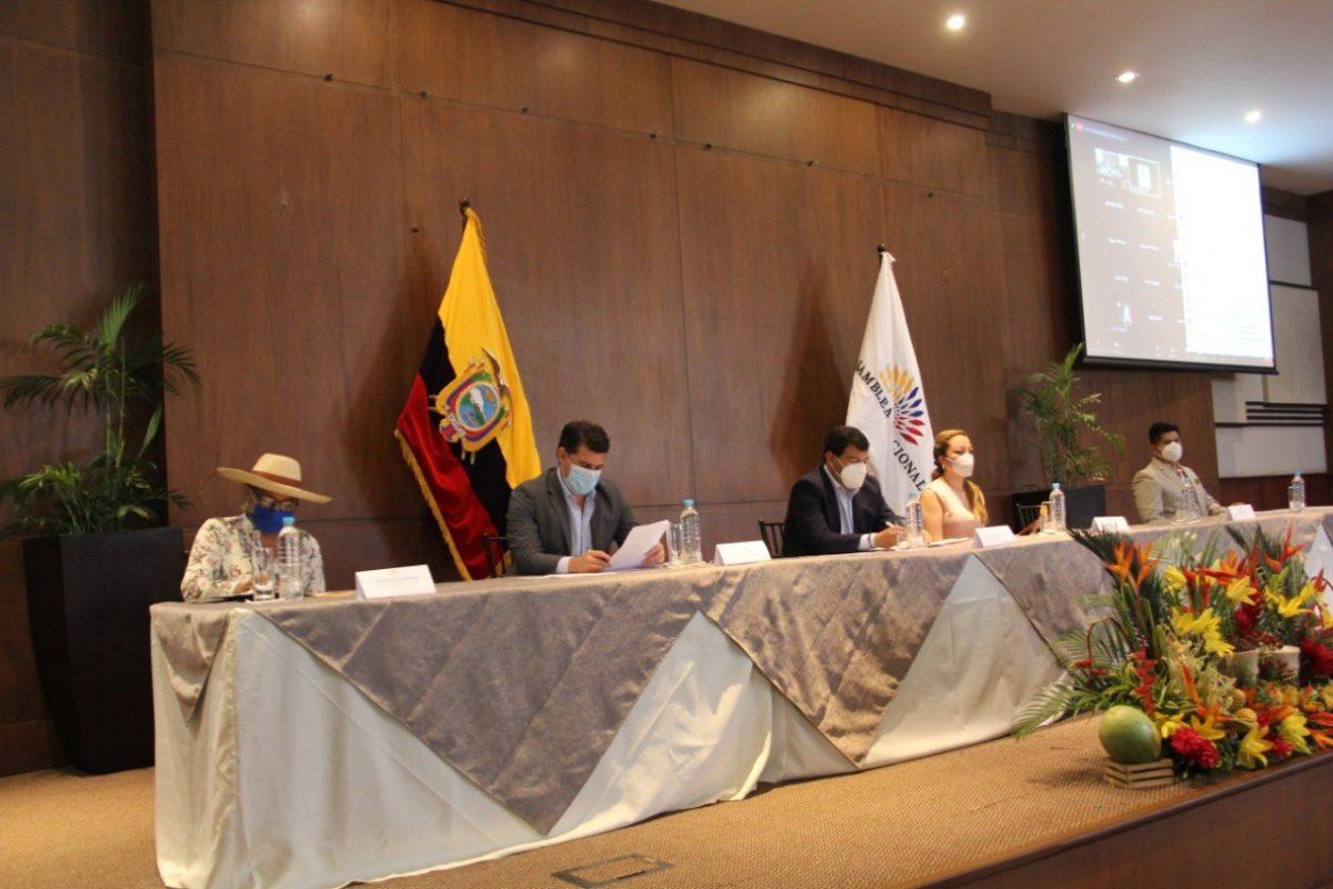 Presentan el Código Orgánico Integral Agropecuario para apoyar las políticas públicas