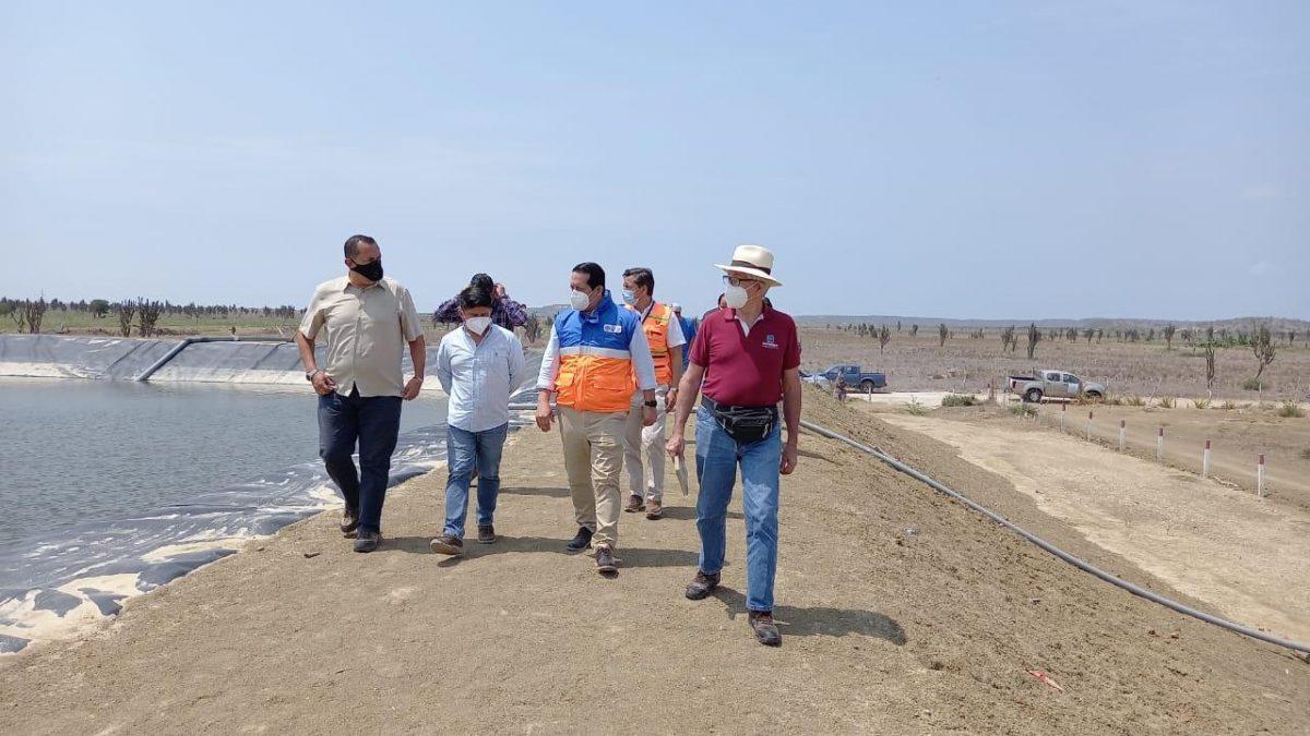 Se determinaron acciones de gestión de riesgos en la provincia de Santa Elena