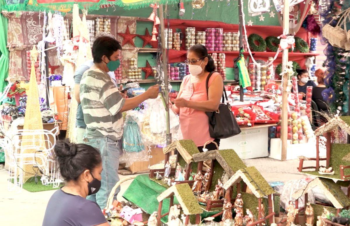 VIDEO | ¿Qué fue lo más vendido en las ferias navideñas en Guayaquil?