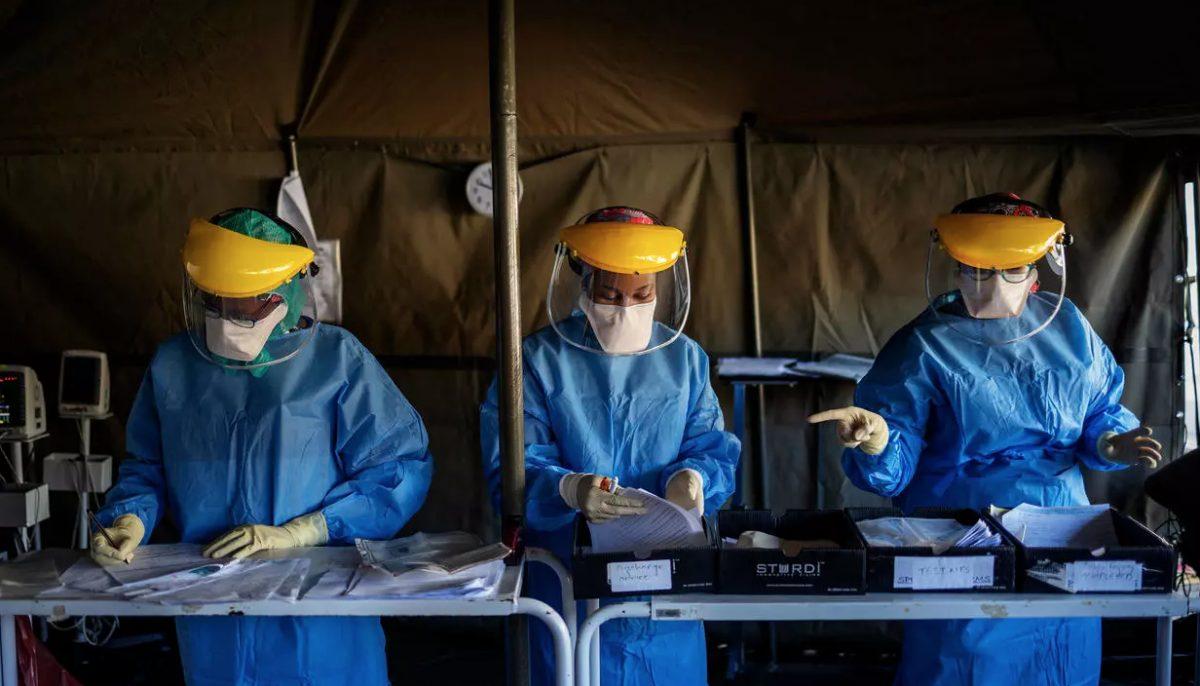 Sudáfrica se convierte en el primer país africano en superar el millón de casos de coronavirus