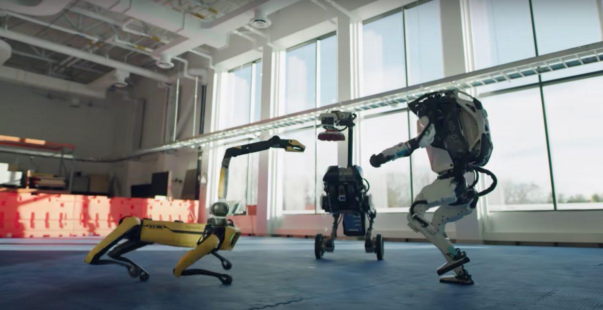 VIDEO | Unas maquinas con estilo: robots muestran sus pasos de baile