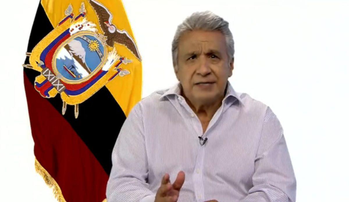 ÚLTIMA HORA: Presidente ecuatoriano anuncia que acatará dictamen de la Corte Constitucional y deja sin efecto estado de excepción