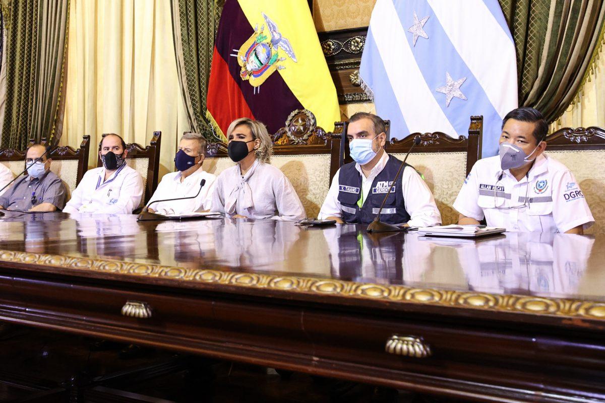 ¡ÚLTIMA HORA! COE Cantonal de Guayaquil anunció nuevas medidas para la ciudad