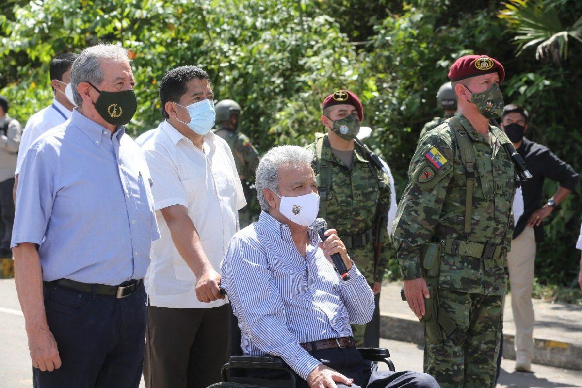 EN VIVO | Encuentro de Presidentes en zona de frontera Ecuador y Colombia