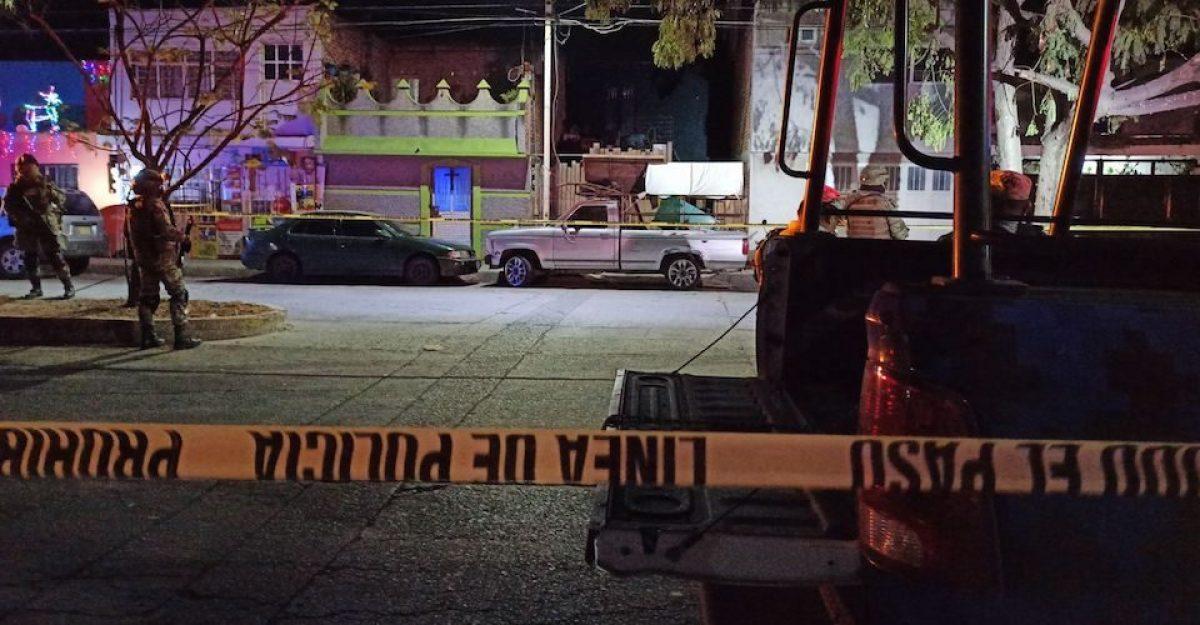 Enfrentamientos en el centro de México dejó nueve muertos